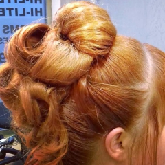 Special Occasion Hair Up